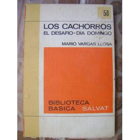 F8 Los Cachorros. Vargas Llosa. Salvat