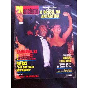 Manchete Xuxa Pele Carnaval Luiza B Miguel F Issis Leandra