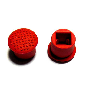 Trackpoint Capa Vermelha Botão Teclado Lenovo Ibm Thinkpad