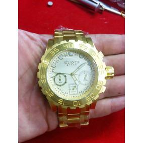 84ae80d7ae6 Relogio Atlantis Modelo Invicta - Joias e Relógios no Mercado Livre ...