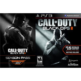 Call Of Duty Black Ops 2 + Season Pass Ps3 Digital Gcp