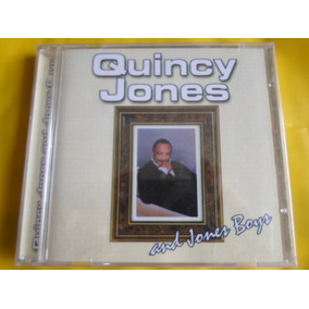 Cd Quincy Jones And Jones Boys / Novo