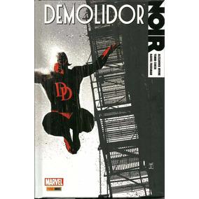 Hq Demolidor Noir - Edição De Luxo Capa Dura #frete Grátis #