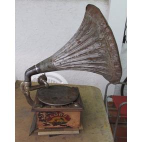 Antiguo Fonografo Lord, Funcionando, A Restaurar