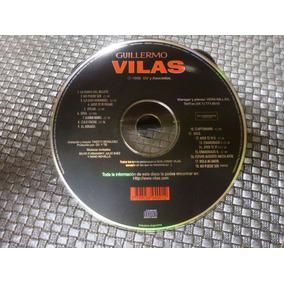 Cd Original De Guillermo Vilas