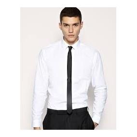 Camisa Ideal Traje Haggar Blanca Tallas Extras 2xl Corte Fit