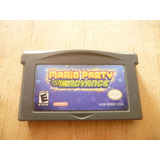 Mario Party Advance Gba Gameboy Advanced