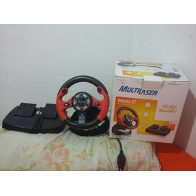 Vendo Volante Gt Novinho Para Pc,playstation 2 E Etc..