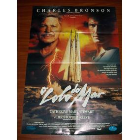 Cartaz Poster - O Lobo Do Mar - Charles Bronson, Catherine M
