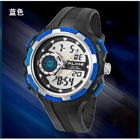 e22cd225955 Relogio Militar Americano Esportivo - Relógio Masculino no Mercado ...
