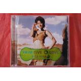 Risa Hirako Primitive Love Cd Import Japon Musica Rock Pop