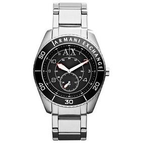 Relógio Armani Exchange Ax1263 - Pulseira De Aço
