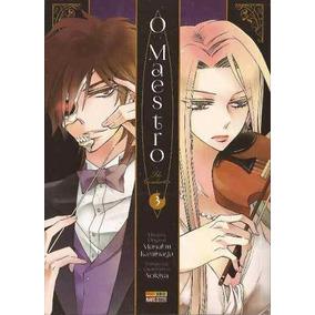 Hq:manga-o Maestro:vol.3-nokiya-produto Novo E Lacrado.