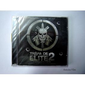 cd trilha sonora tropa elite 2