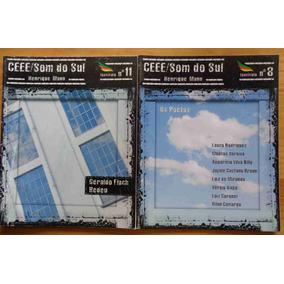 Ceee Som Do Sul Henrique Mann 8 Fascículos Mús Gaúcha 2002