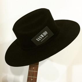 Sombrero Hipster Ala 8 Cm Marca Vanwho 5a10fa63f39
