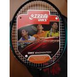 Raquete Nova Badminton Dhs 1200 Envio Grátis