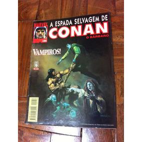 A Espada Selvagem De Conan Nº 156