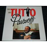 Lp Vinilo Acetato Pavarotti Tutto 2 Lp