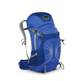 Mochila Stratos 36 M/g - Osprey - Azul