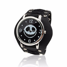 2 Relógios Frete Grátis Pronta Entrega Rock Unissex