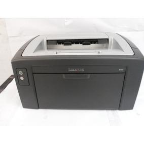 Impressora Laser Lexmark E 120 (toner Cheio) 16 Vendidos