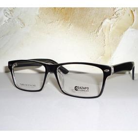 17ade64fad163 Armacao Oculos Fino Preto De Grau - Óculos no Mercado Livre Brasil