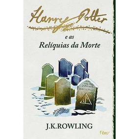Livro 7 Harry Potter E As Relíquias Da Morte - Preço Baixo!