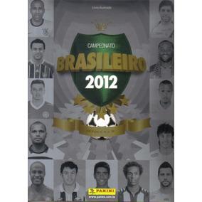 Álbum Campeonato Brasileiro 2012 Vazio Frete Incluso