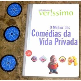Livro Melhor Comedias Vida Privada - Luis F. Veríssimo(2004)