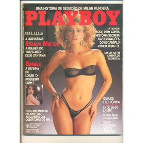 *sll* Revista Playboy N. 134 - Suzana Mattos - Setembro 1986