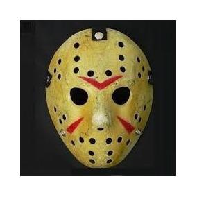 Mascara Jason Igual A Do Filme