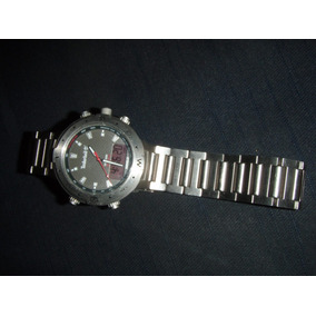 Reloj De Caballero Mca Timberland Indiglo
