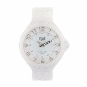 Relógio Unissex Analógico Everlast Branco - Original