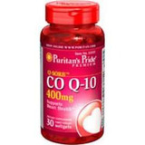 Coenzima Q-10, 400 Mg De Puritan