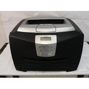 Impressora Laser Lexmark E 342 N (sem Toner E Foto)