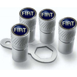Bico Pneu Válvula Anti Furto Fiat + Chave 4886803ee0
