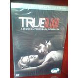 Box Dvd True Blood 2ª Temporada 5 Discos Original Lacrado