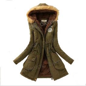 Chamarra tipo abrigo para dama