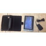 Tablet Coby Kyros Mid 7022 4gb Com Tela Quebrada