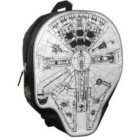 Mochila Guerra De Las Galaxias Star Wars Alcon Milenario