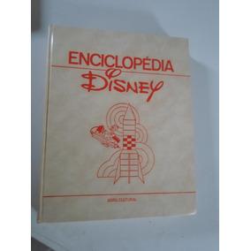 Enciclopedia Disney Numero 5 Editora Abril Raro Capa Dura