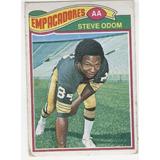 1977 Topps Mexican Steve Odom Empacadores De Green Bay # 509