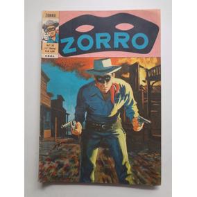 Gibi Zorro Nº 52 3º Série