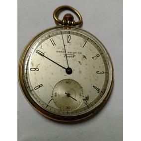 2dd02337a8c Relogio Bolso Omega - Relógios De Bolso no Mercado Livre Brasil