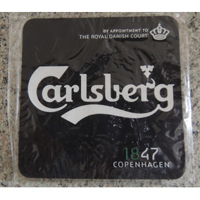 Bolacha De Chopp Carlsberg