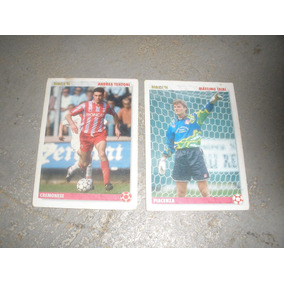 Cardas Do Campeonato Italiano De 94