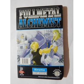 Mangá - Fullmetal Alchemist Nº15