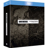 Band Of Brothers + The Pacific - Blu Ray Box Legendado, Impo