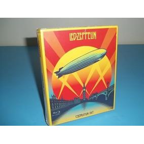 Led Zeppelin - Celebration Day (1 Blu-ray + 2 Cds) Lacrado!